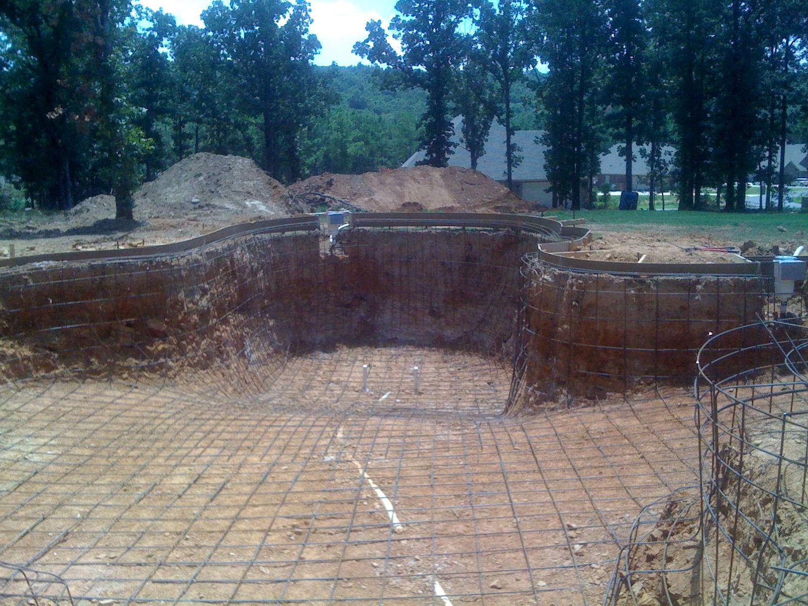 Arkansas Pool Contractors