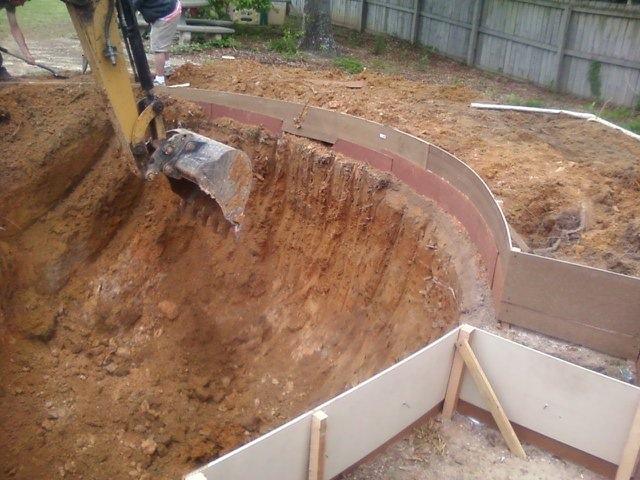 Arkansas Pool Builder