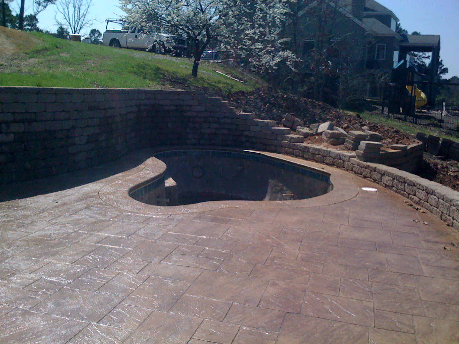Stamped Concrete Conway AR