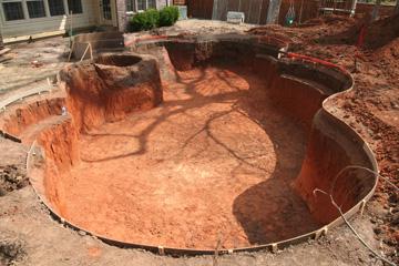 Little Rock Pool Shape