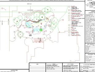 Little rock pool plan