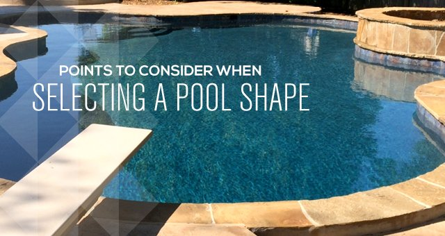 Swimming Pool Shapes - What\'s right for your family?