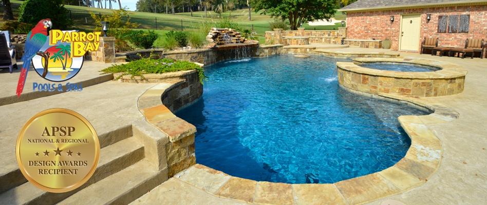 In ground pool little rock, AR