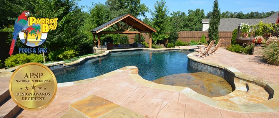 Freeform Pool Benton