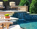 Freeform Swimming Pool with Cook Center | Little Rock