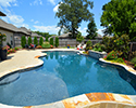 Freeform Pool With Fountain | Benton