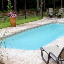 fiberglass pool in little rock