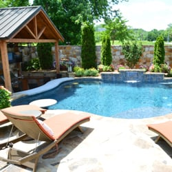 custom pool little rock ar