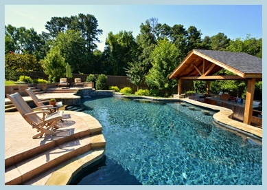 in-ground pool little rock