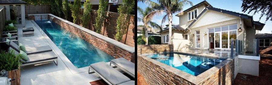 Our blog custom swimming pool little rock arkansas for Little rock custom home builders